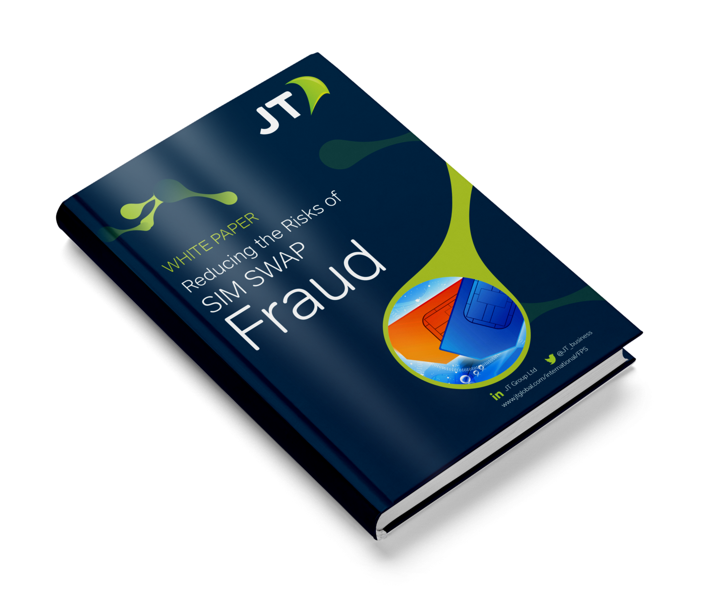 FPS Reducing the Risks of SIM Swap Fraud White Paper Cover
