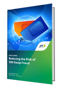Reduce the risk of SIM swap fraud Cover Thumbnail